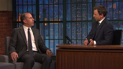 Jerry Seinfeld Really Hates Being on Late Night Talk Shows