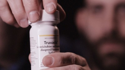 LA County Will Start Distributing the HIV-Prevention Drug Truvada to At-Risk Residents