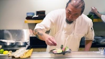 Maestrul în sushi: Yoya Takahashi