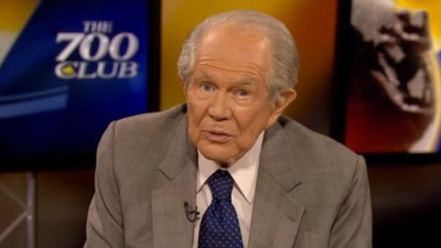 Pat Robertson to Grieving Mothers: Your Dead Baby Might Have Grown Up to Be Hitler or Stalin
