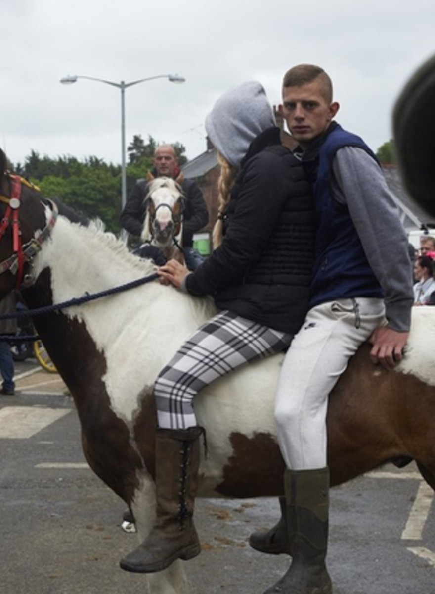 Inside Appleby Fair: The Biggest Annual Gathering of Gypsies and Travellers in Europe