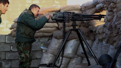 Strijden tegen IS: de weg naar Mosul (Deel 3)