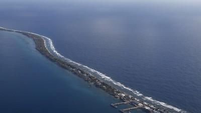 Een groep eilandnaties gaat klimaatvervuilende bedrijven voor de rechter slepen