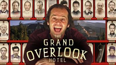 """Grand Budapest Hotel"" trifft auf Stanley Kubricks ""Shining"""