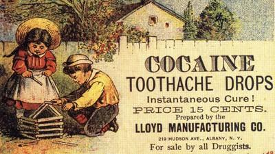 Cuando la cocaína era legal: breve historia de la farlopa