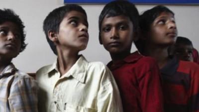 Aumenta el tráfico de niños tras el terremoto en Nepal