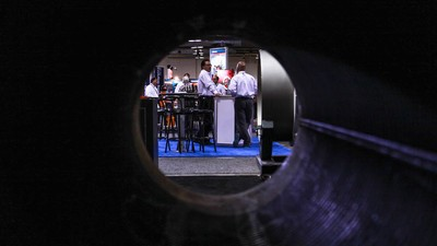 We Went to a Petroleum Trade Show to See How Hard Failling Oil Prices Have Hit the Industry