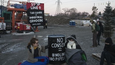 Line 9 Pipeline Could Start Pumping Heavy Oil Soon Despite First Nations Court Challenge