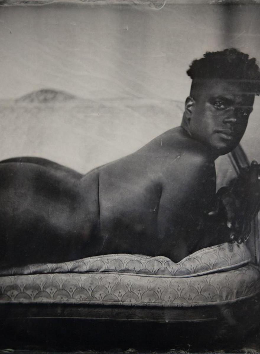 Für Gender-Normen ist bei diesen Vintage-Nacktporträts kein Platz