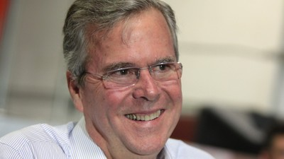 Jeb Bush's Solution for America: Public Shaming and 'A Sense of Ridicule'