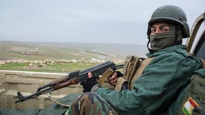 Kurdos contra Estado Islámico en Irak: El camino a Mosul (Parte 1)