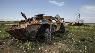 Strijden tegen IS: de weg naar Mosul