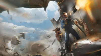 The E3 'Fallout 4' Reveal Was Glorious, and I'm on Board with the Hype