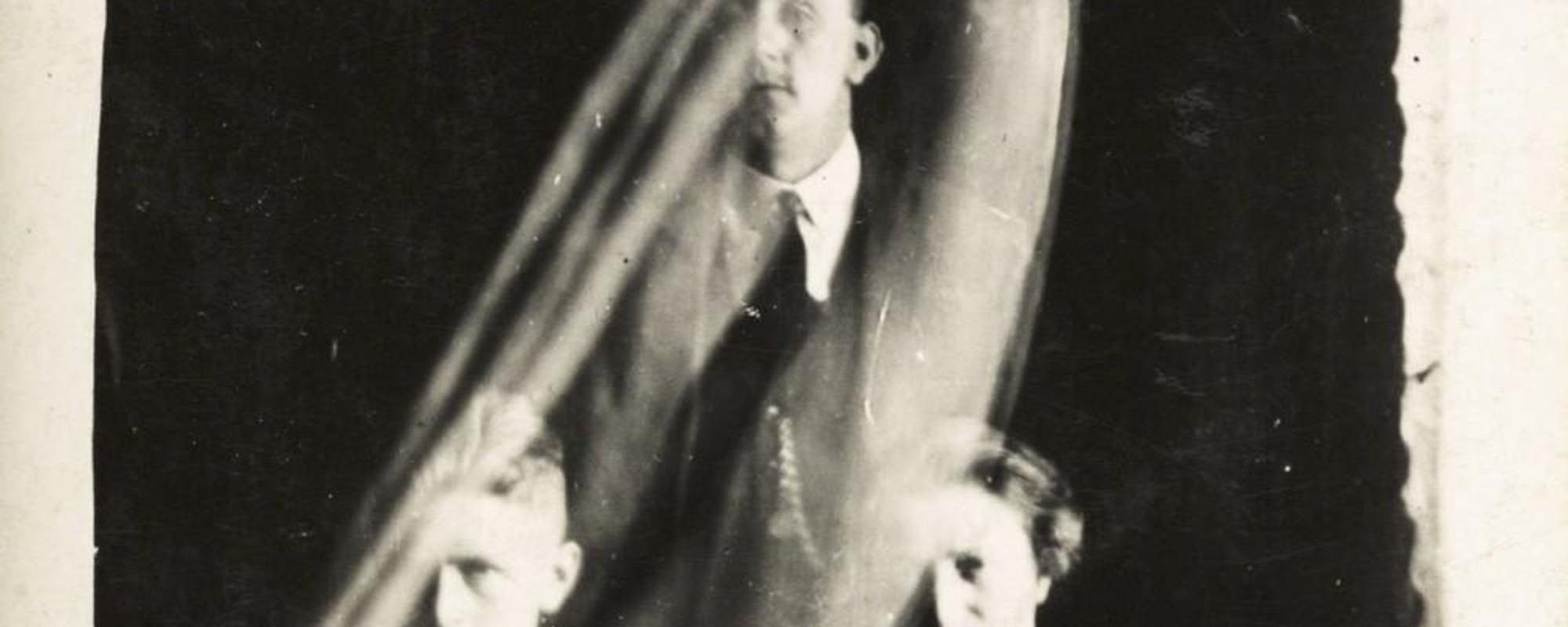 Fotos de fantasmas de principios del siglo XX