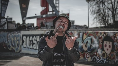 Gangsterrapper MatyMike liet zijn criminele leven achter zich na een auto-ongeluk