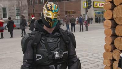 Les super-héros de Montreal