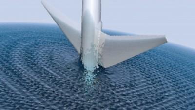 Mathematiker erklären das Verschwinden der MH370-Trümmer