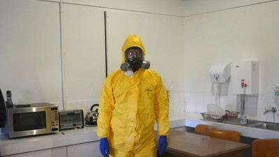 The NSW Police Showed Us Their Fake Ice Lab in Australia's 'Meth Belt'