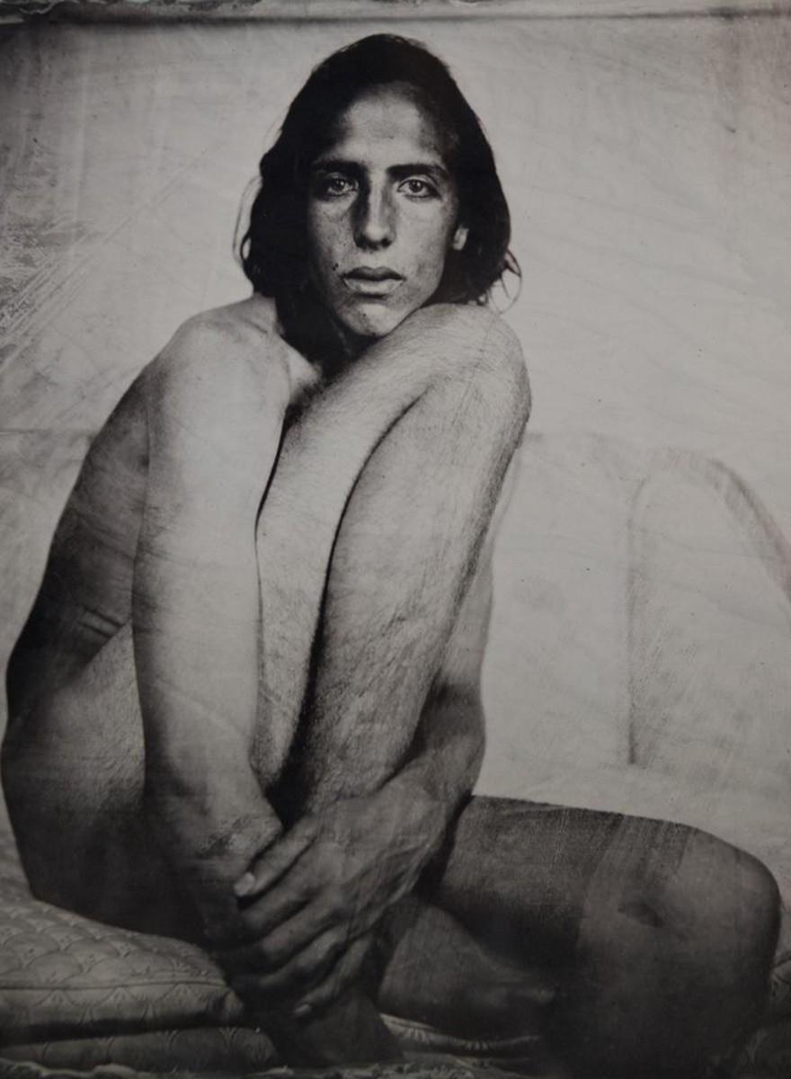 O Gênero É Eternamente Fluido nesses Retratos de Nus Estilo Vintage