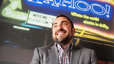 Alex Stamos Wants to Secure the Entire Internet
