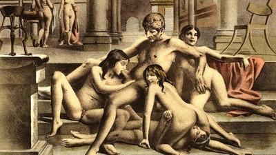 Sexul în grup e un coșmar logistic