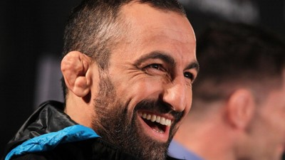 Swedish Lightweight Reza Madadi Re-Signs with the UFC