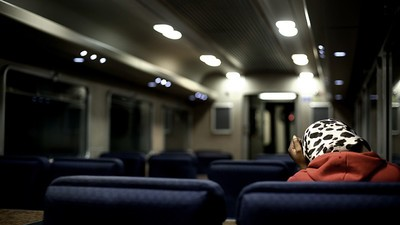 I Spent a Fearful and Lonely Night on the 'Immigration Train'