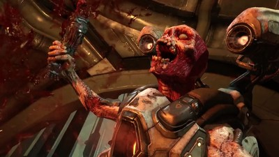 The New 'DOOM' Is Brazenly 'Brutal,' but That's Just What the Series Needs