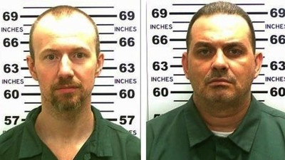 The Story of the Two Murderers' Escape from a New York Prison Keeps Getting Weirder and Weirder