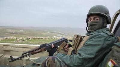 Kurdos contra Estado Islámico en Irak: el camino a Mosul - Parte 1