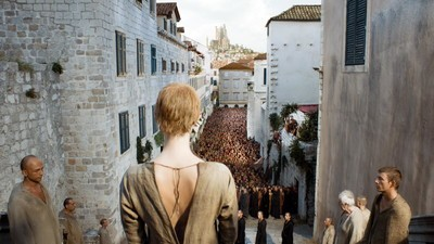 What Cersei Lannister's Naked Walk of Shame Tells Us About Our Culture