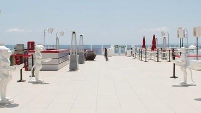 Fotografii cu cele mai mari cluburi din Ibiza, înainte de deschidere