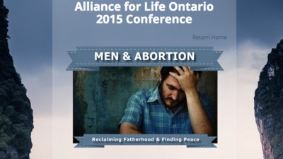I Went to a Bizarre Conference on How Abortion Affects Men