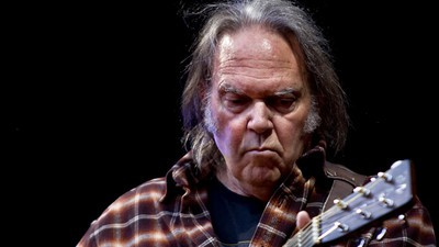 Monsanto and Walmart Respond to Neil Young's New Album Attacking Monsanto and Walmart
