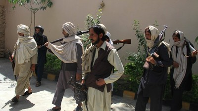 The Taliban Tells the Islamic State to Get the Hell Out of Afghanistan