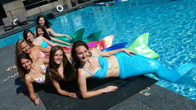Two Canadian Cities Have Banned Mermaids (and Mermen) from Public Pools