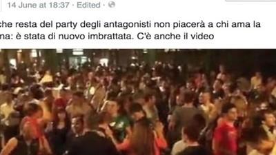 C'è stato un rave in centro a Milano e non ce ne siamo accorti