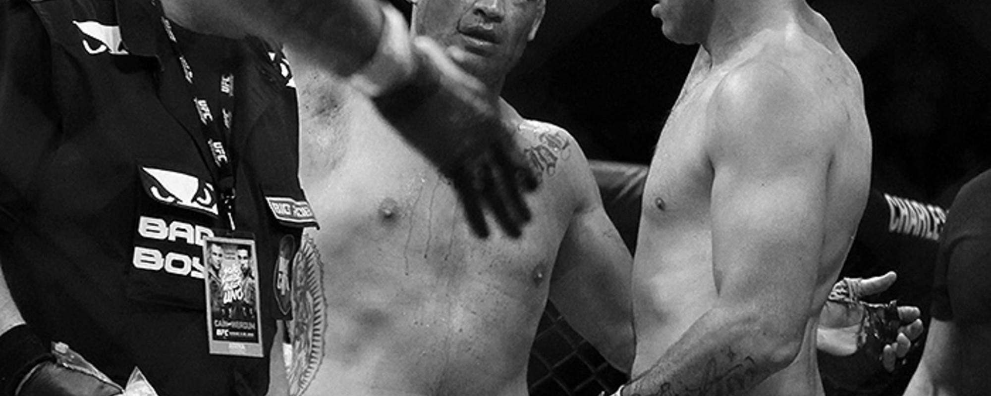 Fotos del UFC en México