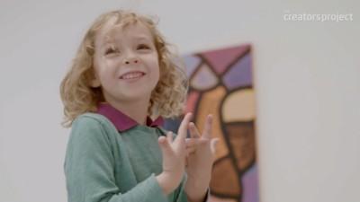 Kinderen Keuren Kunst: Yayoi Kusama's 'Give Me Love'