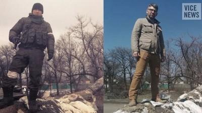 Selfie vojáci: Ukrajina pod kontrolou Ruska