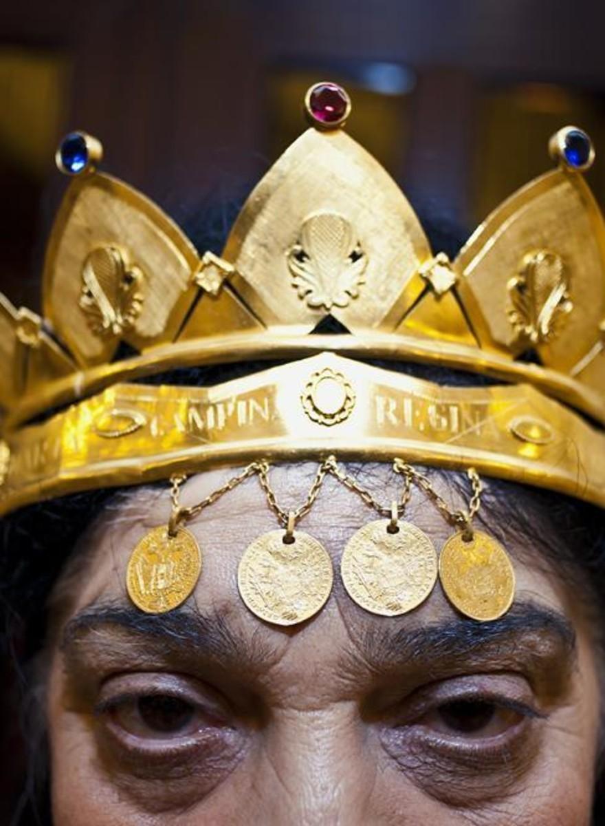 El mundo de las brujas rumanas de lujo