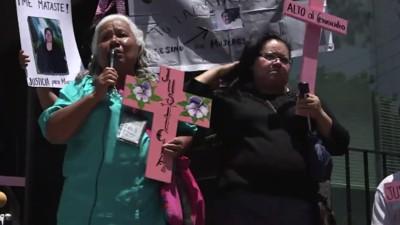 I femminicidi nello stato del Messico - Parte 1
