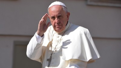 Pope Francis Says Earth Is Beginning to Look Like an 'Immense Pile of Filth'