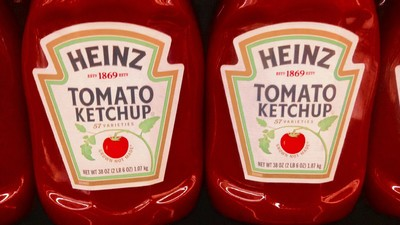 A QR Code on Some Heinz Ketchup Bottles Leads to a Hardcore Porn Site, Apparently