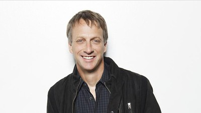 Tony Hawk Is America's Cool Dad