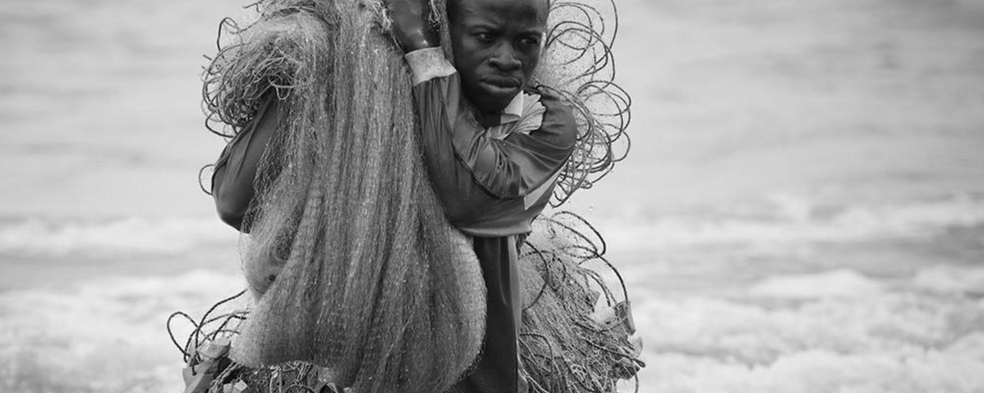 De vissers van Ghana