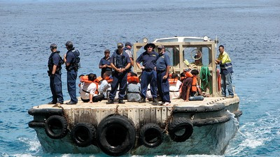 Could Paying People Smugglers Be the Australian Government's Robin Hood Moment?