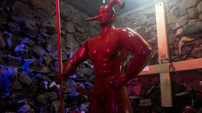 Satanás me dio su protección en Catemaco, Veracruz