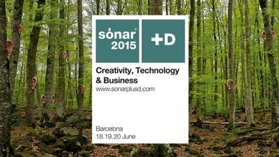 Sónar+D 2015 streaming en directo