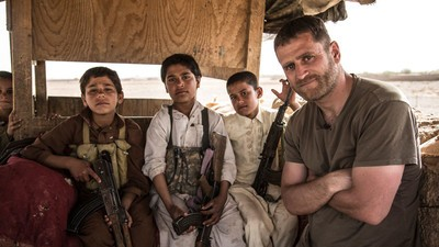 Watch Host Ben Anderson Debrief Our New HBO Episode About Afghanistan